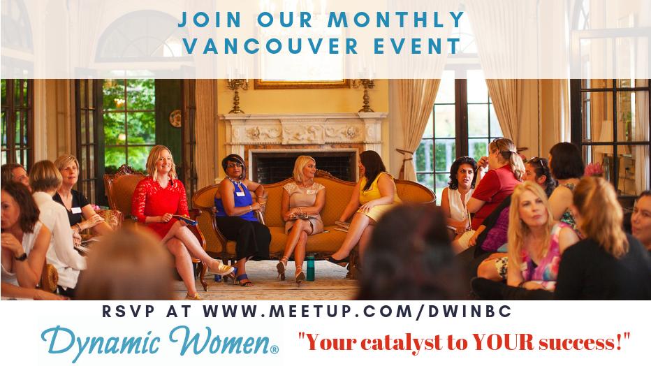 (Van) Dynamic Women® Monthly Event