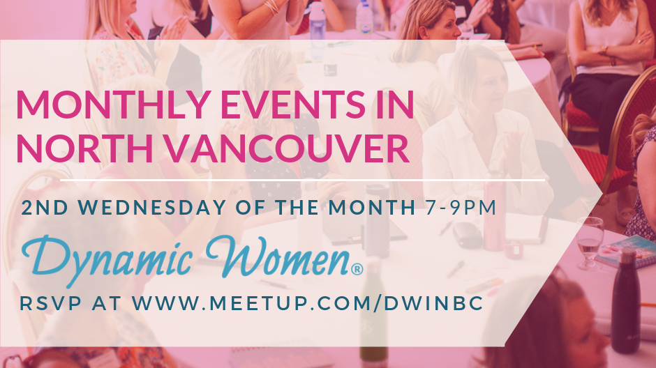 (North Shore) Dynamic Women® Monthly Event