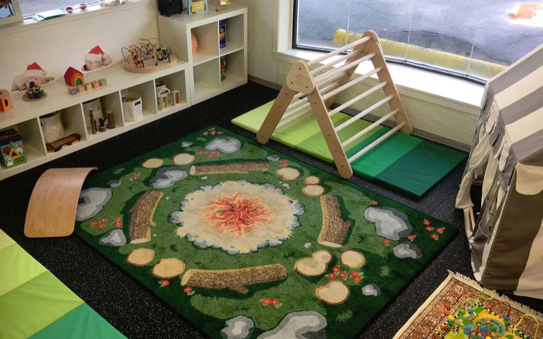 Benefits of safe indoor play for children