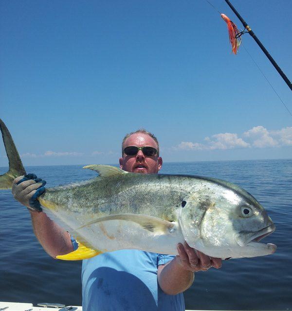 Trophy Fish in Galveston Bay