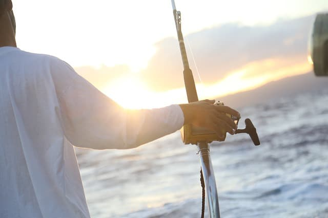 Offshore Fishing in Galveston TX