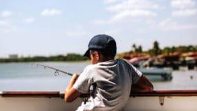 Summer Fishing in Galveston TX