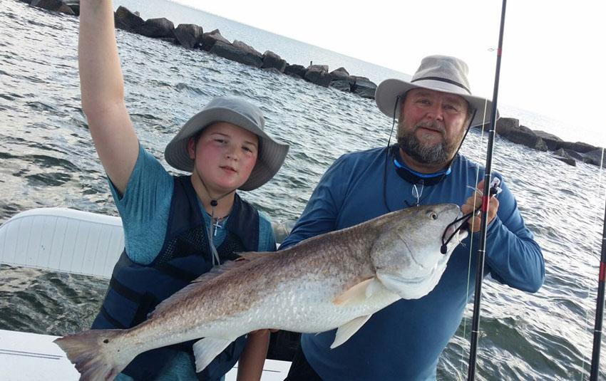 November Fishing Trip in Galveston TX
