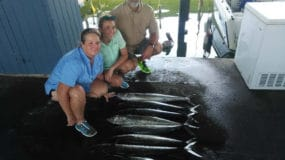 Spring Fishing in Galveston TX