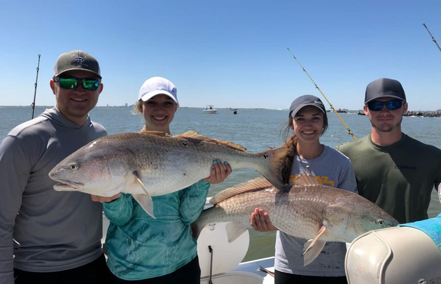 Galveston Bay Fishing Guides