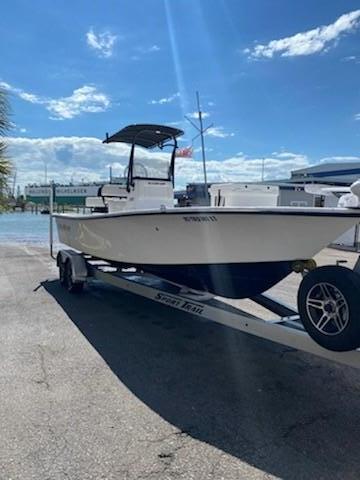 Blazer Bay Boat - Just Cast Fishing Charters in Galveston, Texas