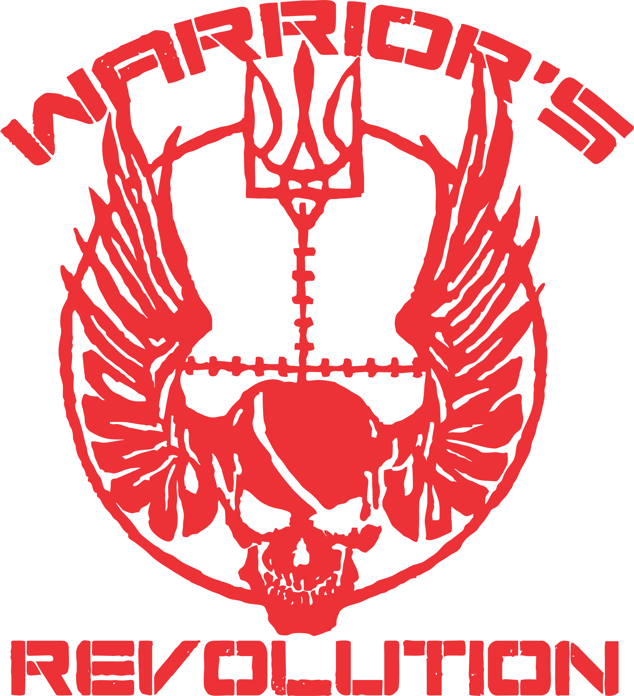 Warrior's Logo PNG