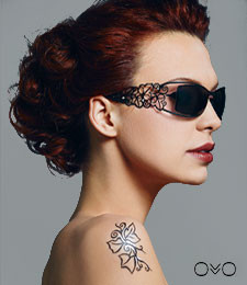Create Your Eyedentity featuring Ovvo frames