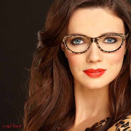 Create Your Eyedentity featuring Caviar frames