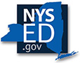 image of New York State Education Department (NYSED) logo