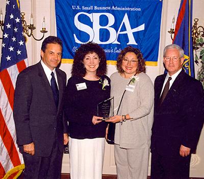 Small Business Administration (SBA) Award