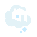 Dream house icon