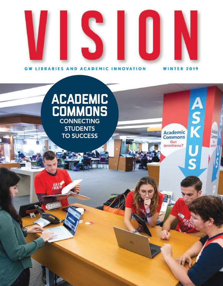 Cover of Vision 2019