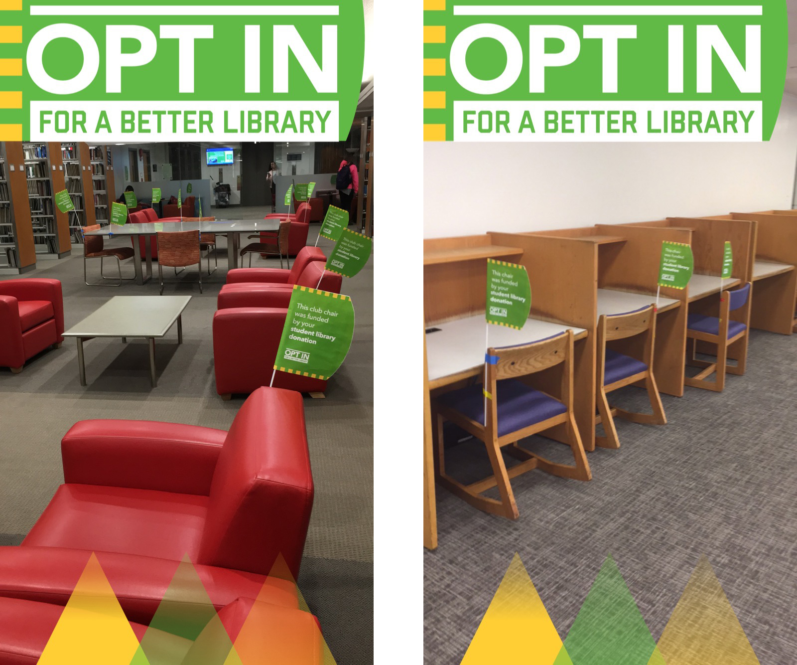 Opt in for a better library Snapchat filter