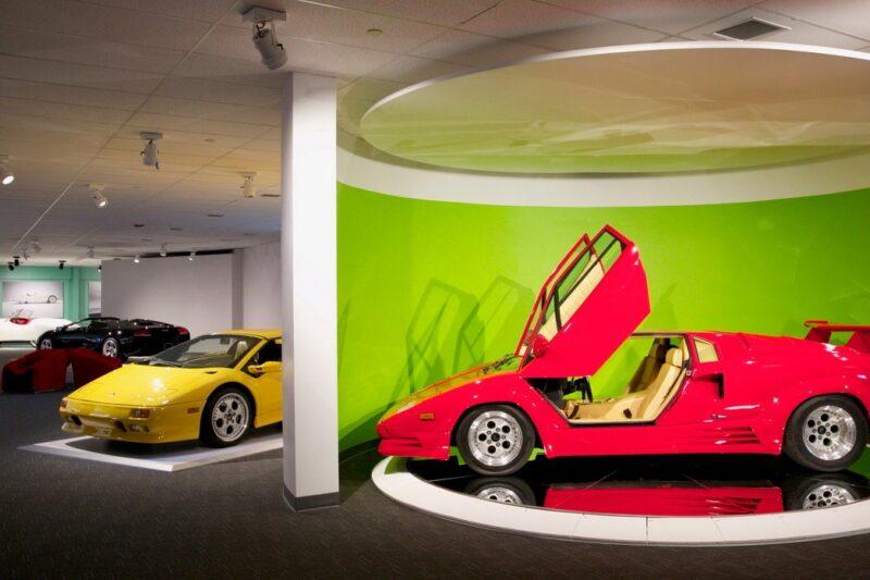 Newport Car Museum Events 15