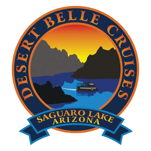 Desert Belle Tour Boat on Saguaro Lake