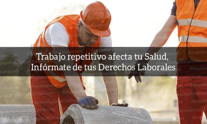 Información IMPORTANTE acerca de la compensación Laboral (Workers Comp)