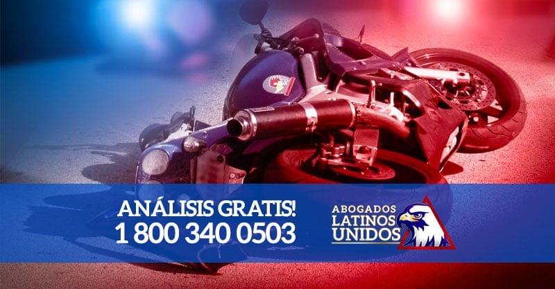 Casos Ganados a favor de personas Accidentadas en Motocicleta