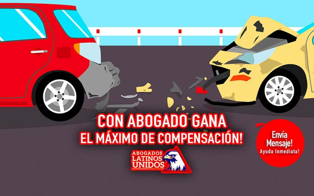 Con Abogado de Accidente de Auto recibe la máxima compensación