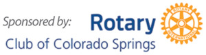 Rotary Club of Colorado Springs logo