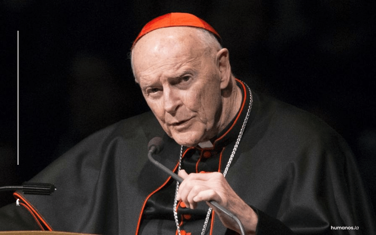 Abuso sexual en la Iglesia McCarrick