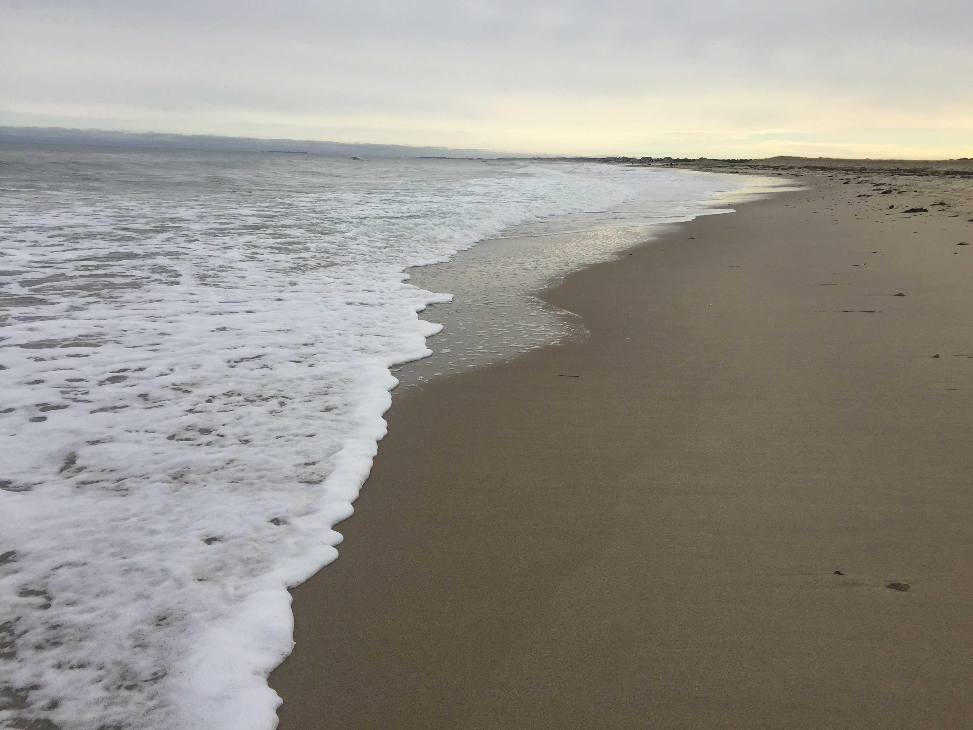 Walks to the ocean