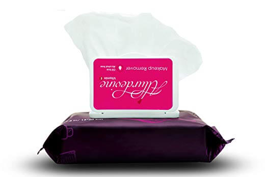 Allurdevine face wipes