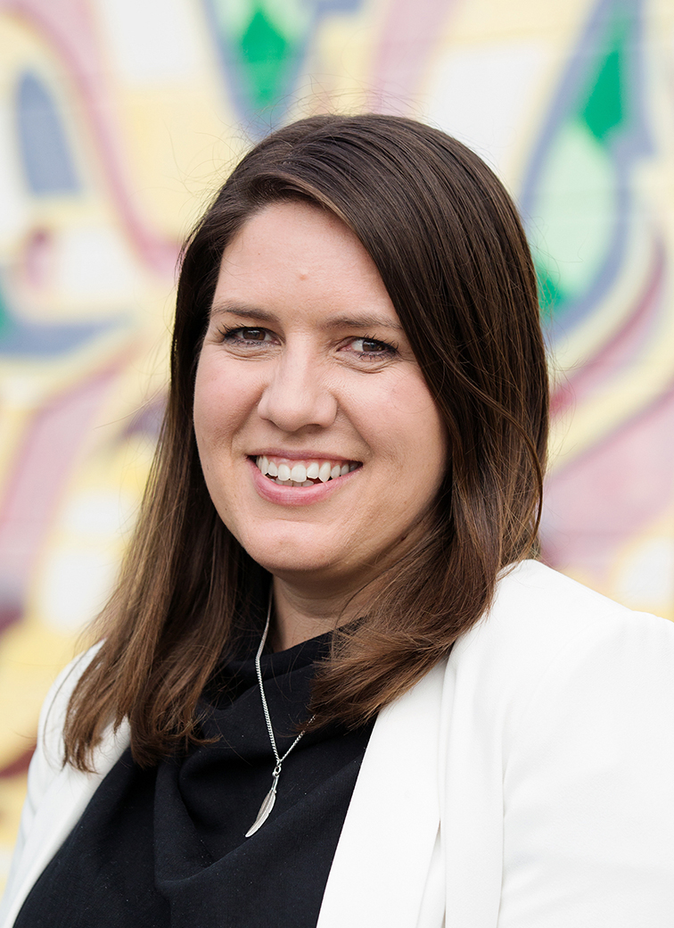 Ainsley Benefield - Employment Relations Expert