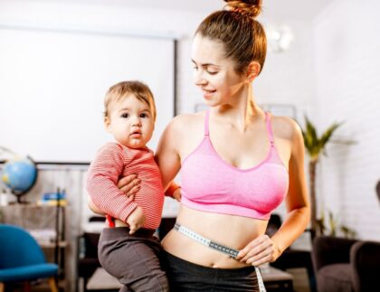 Tips for Losing Weight After Pregnancy
