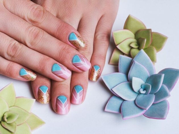 Different Nail Art Design Techniques