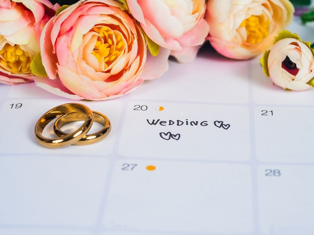 Ways To Stay Calm When Planning a Wedding