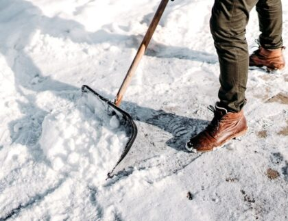 Snow Shoveling Tips and Tricks