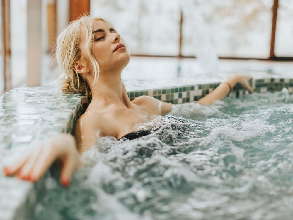 The Top Health Benefits of Hot Tubs