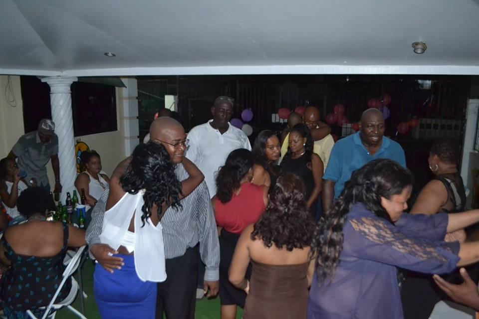 Tentative Schedule of Events 40th Anniversary Celebration-(Guyana)