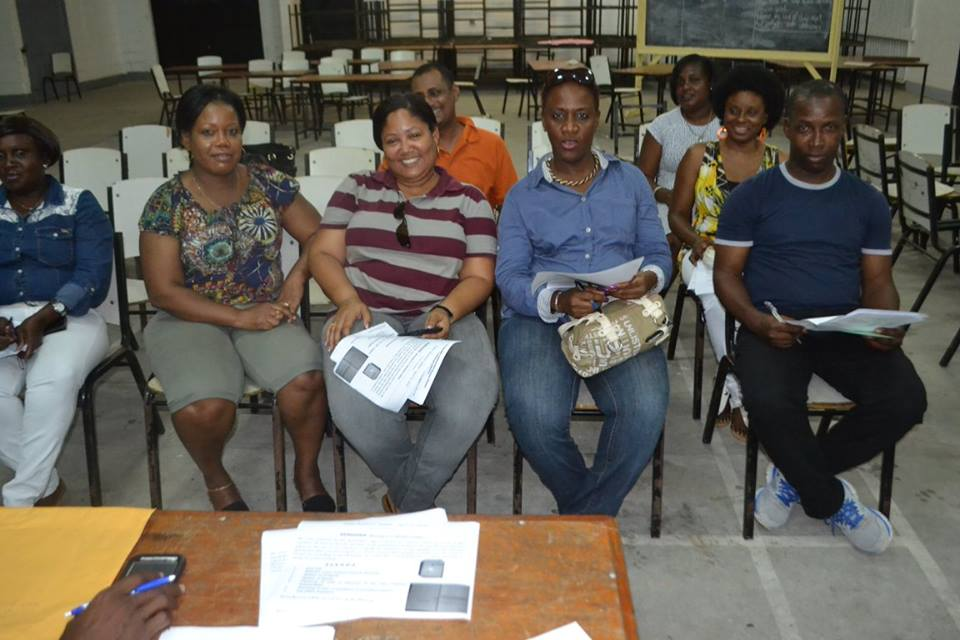 Guyana Chapter Meeting