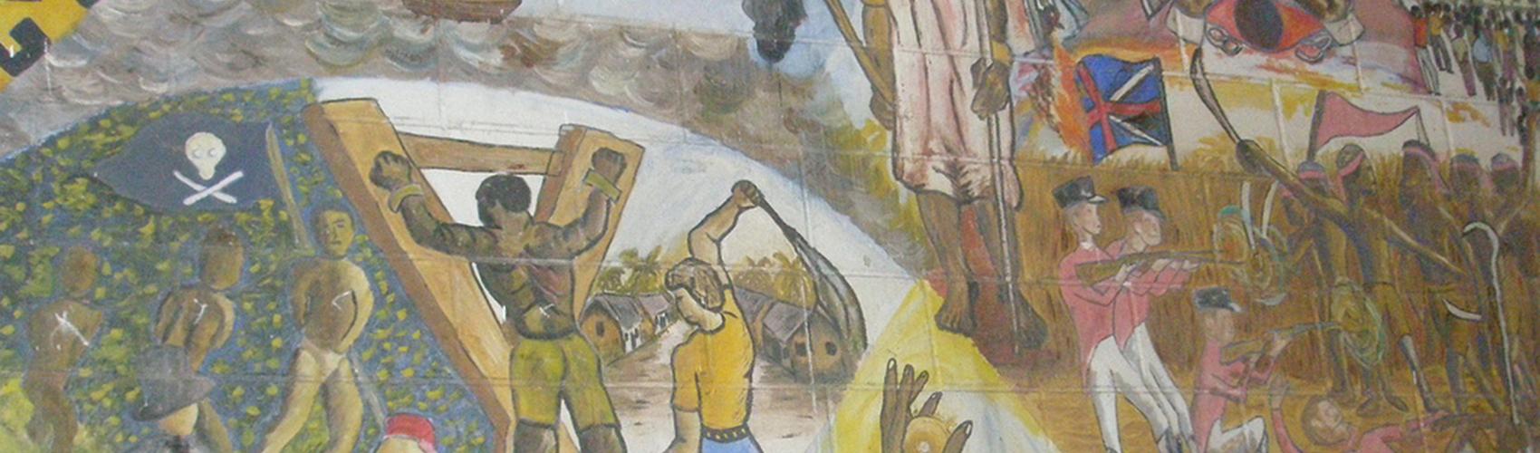NRMSS Mural