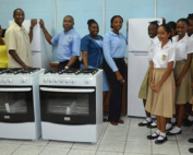 Appliances for Home Economics Department