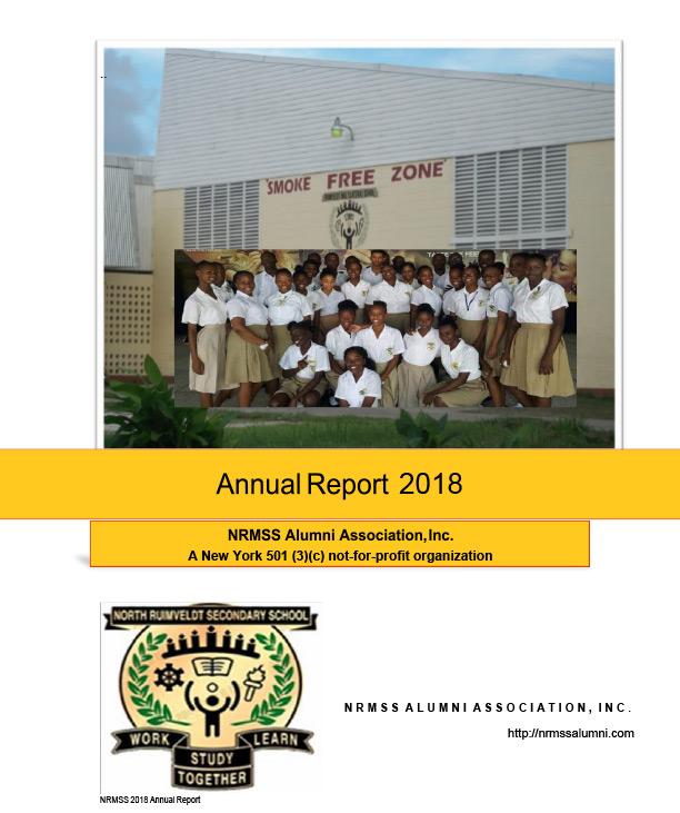 NRMSS 2018 Annual Report