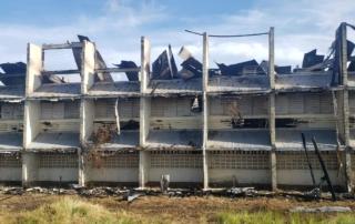 NRMSS Fire Damage