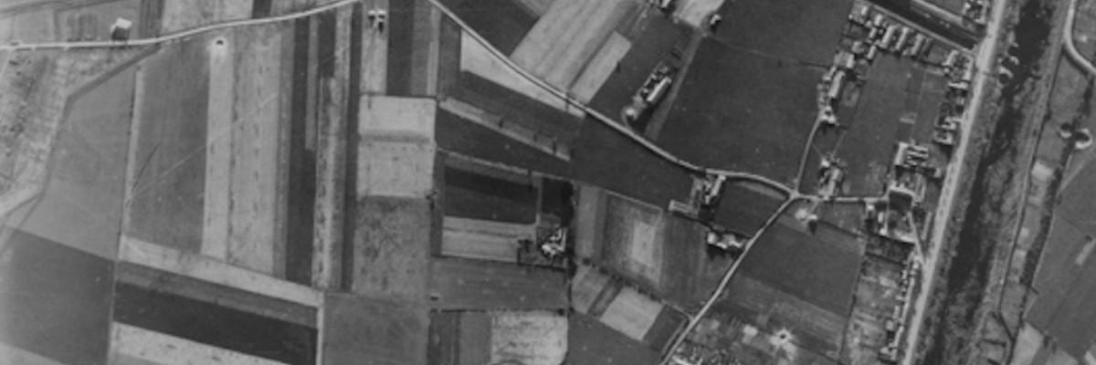 Second World War Canadian Army Air Photos – By Rebekah Petzold