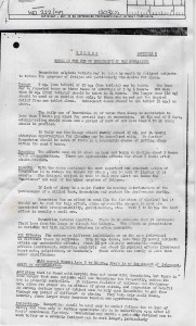 (WO 222-97) Notes on the Use of Benzedrine in War Operations (1)