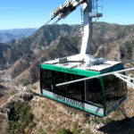 Cable car in Copper Canyon Mexico