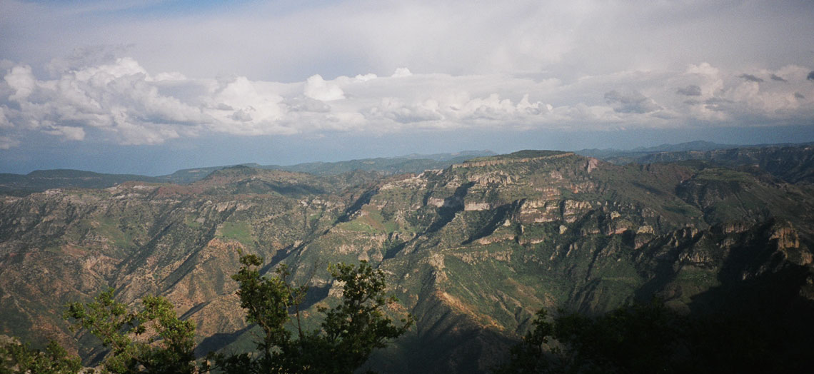 Mexico's Copper Canyon