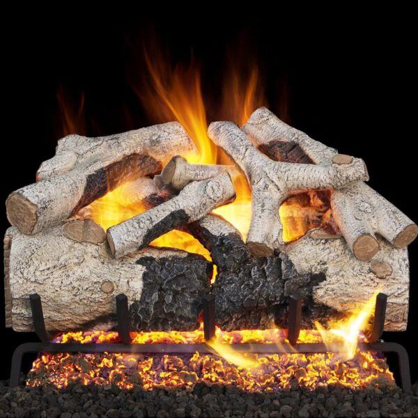 charred burnt aspen