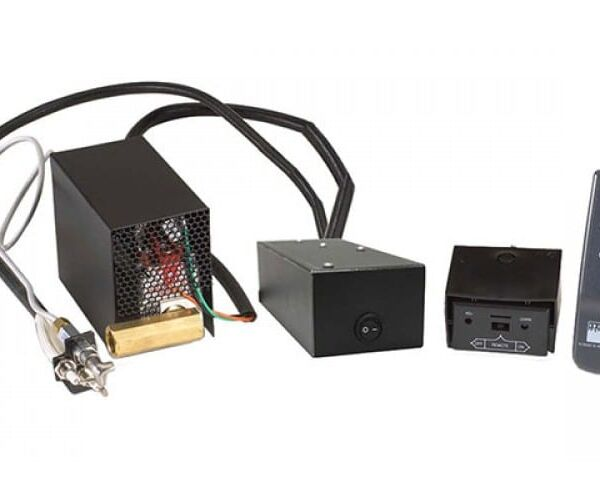 Electronic Pilot Kit with Basic Transmitter and Receiver