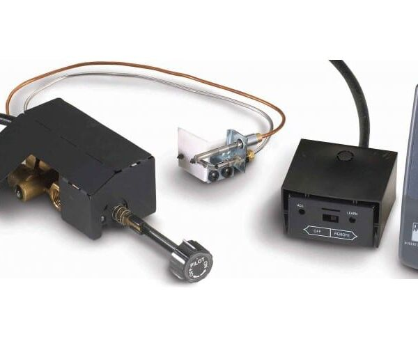 Low Profile Automatic Pilot Kit with Basic Transmitter and Receiver