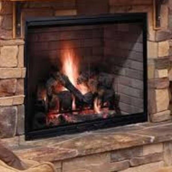 biltmore 42 fireplace