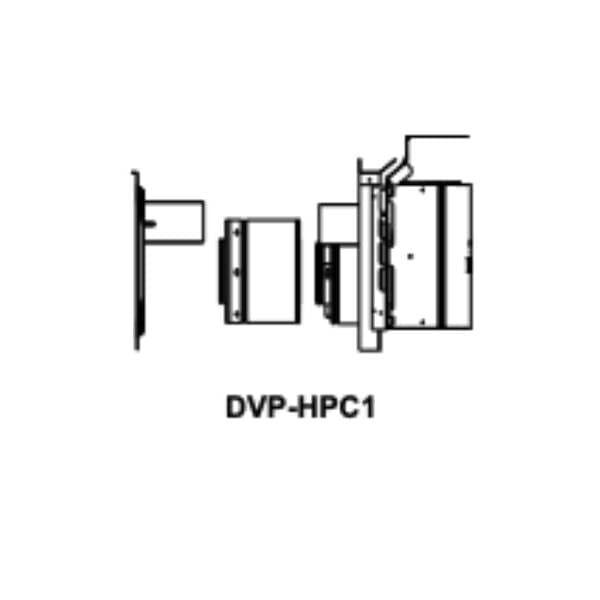 DVP-HPC1 High performance termination cap