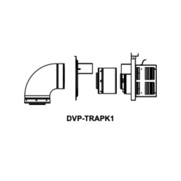 DVP-TRAPK1 Horizontal termination kit