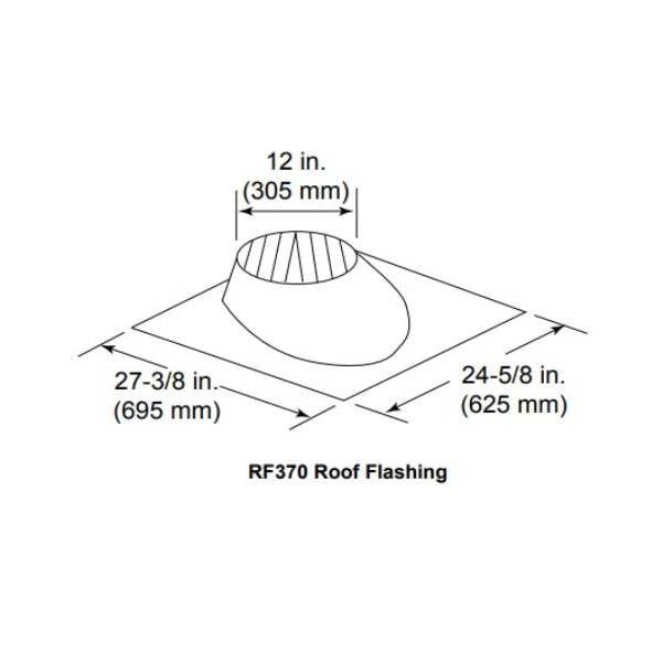 RF370 ROOF FLASHING